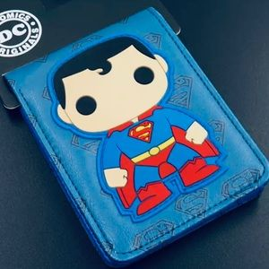 Superman wallet!